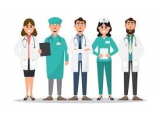 Enfermera y TENS