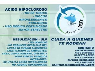 SERVICIO DE SANITIZACIÓN