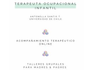 Terapeuta Ocupacional Infantil