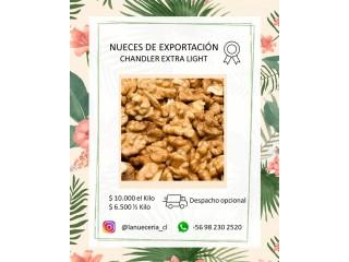 La Nuecería - nueces de exportación