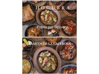 Comidas Chilenas de la HOGUERA